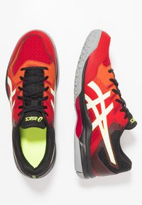ASICS - GEL-ROCKET 9 - Volleyball shoes - speed red/white - 1