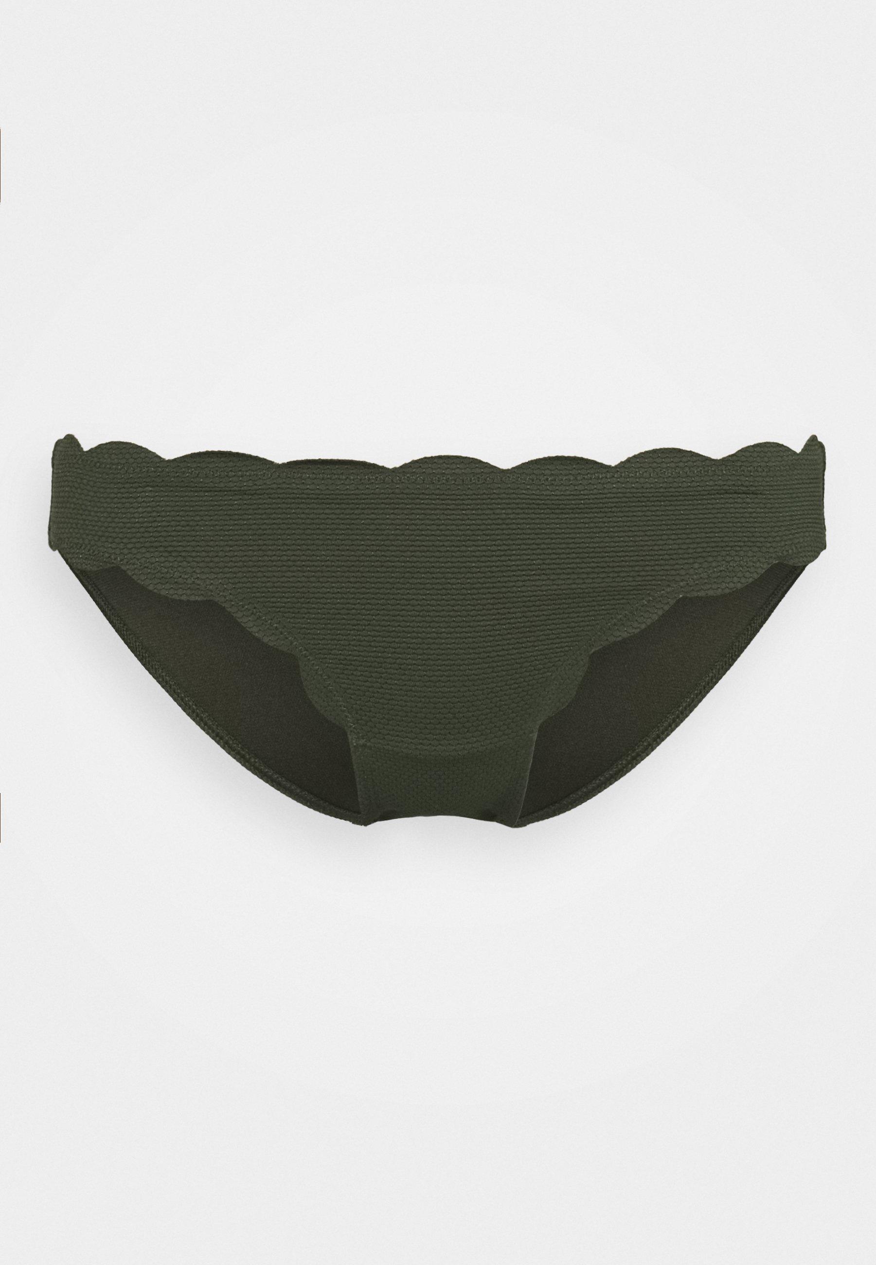 Women SCALLOP GLAM RIO  - Bikini bottoms