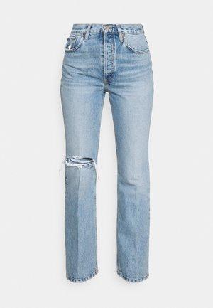 BOOTCUT - Bootcut jeans - light blue
