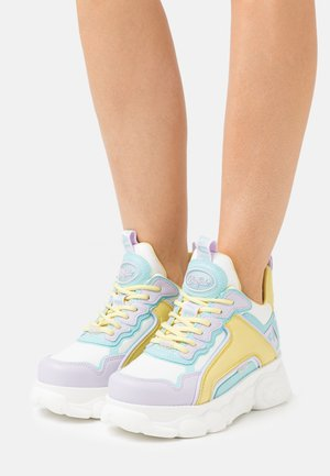VEGAN CHAI - Sneakers basse - pastel multicolor
