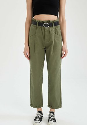 Jeans Relaxed Fit - khaki
