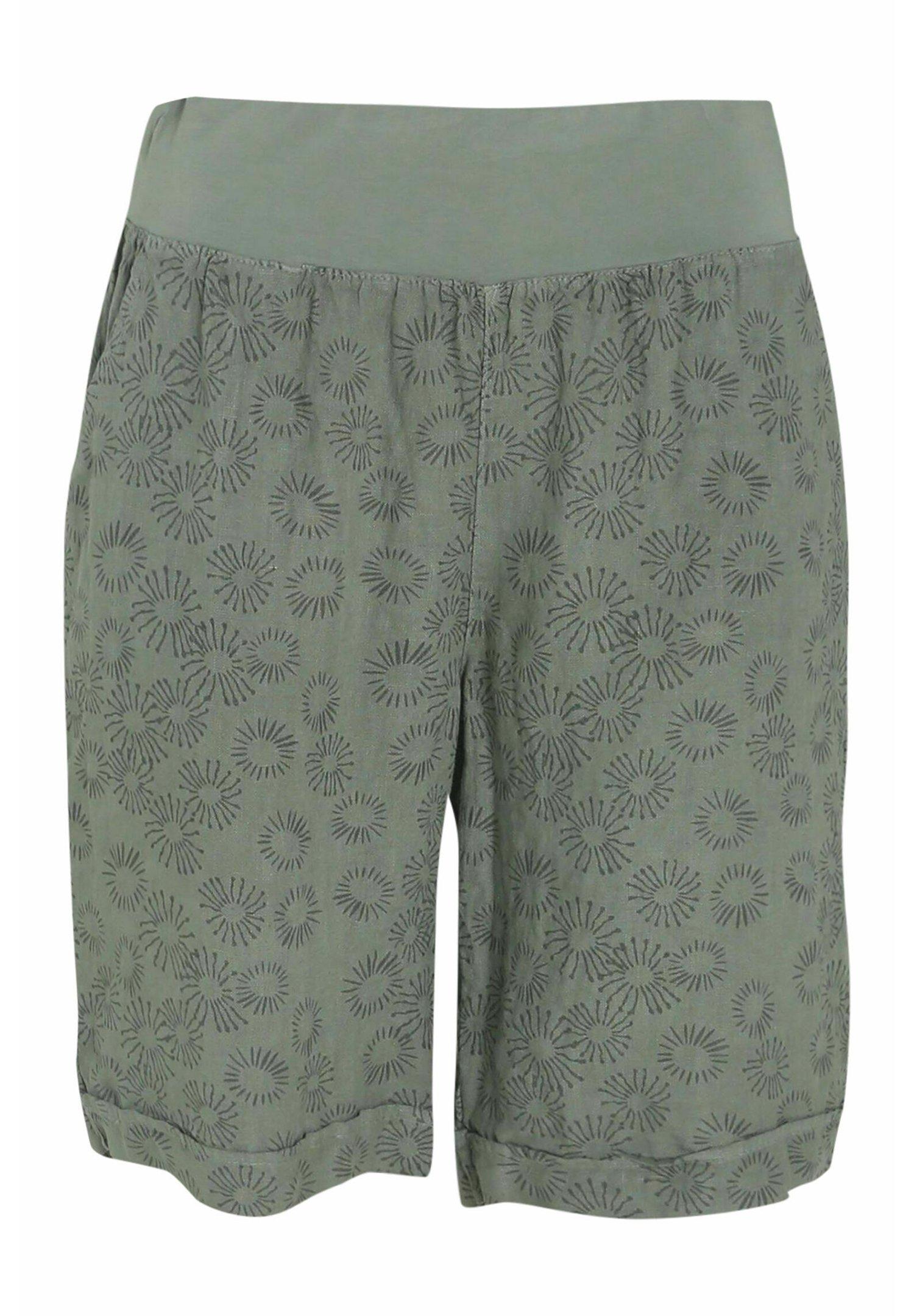 Mujer IMPRIMÉ SOLEIL - Shorts
