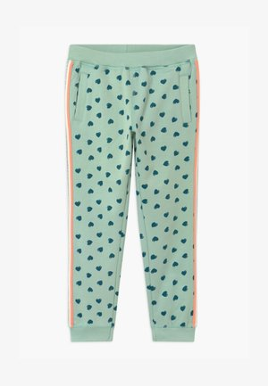 SMALL GIRLS - Pantaloni sportivi - spray green