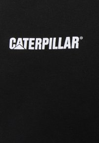Caterpillar - GOLDEN GATE HOODIE - Bluza z kapturem - black - 2