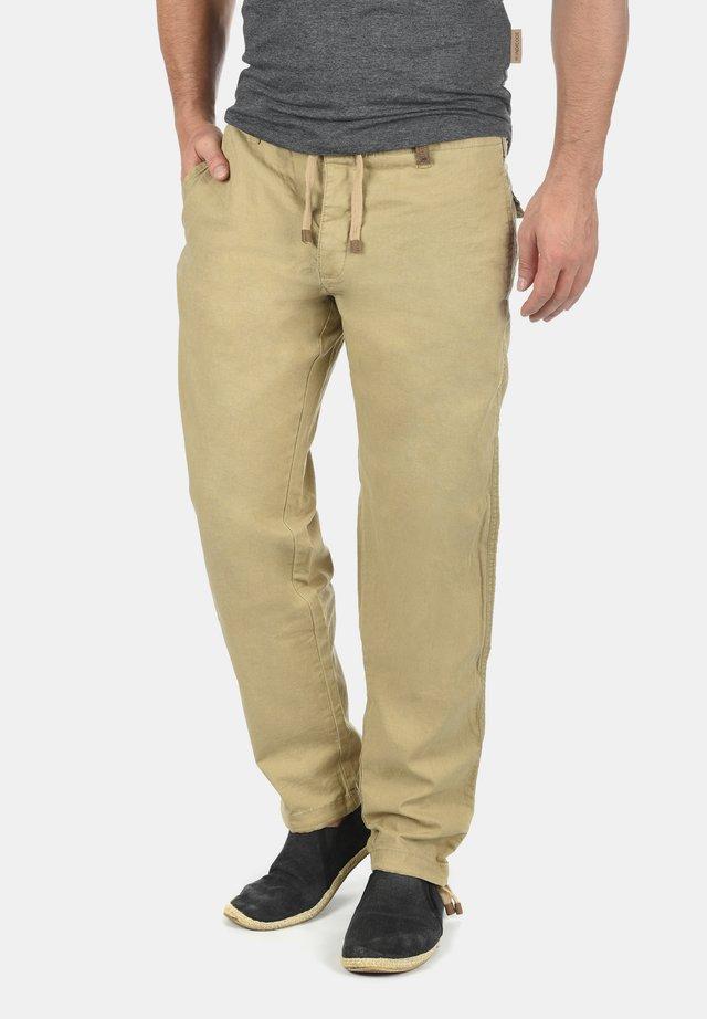 Pantalon classique - cornstalk