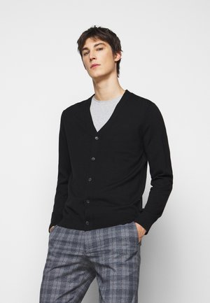 RESPONSIBLE CARDIGAN - Cardigan - black