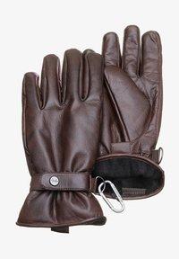 Pearlwood - HOOKER - Gloves - braun - 0