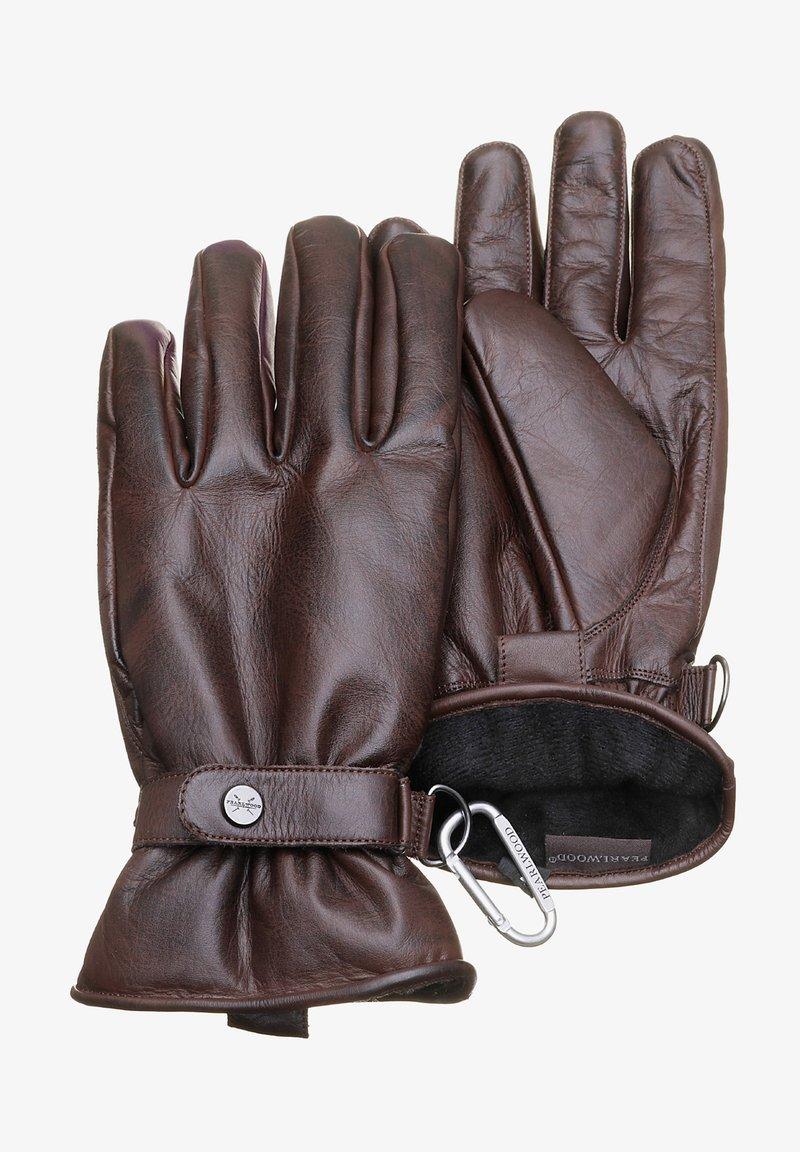 Pearlwood - HOOKER - Gloves - braun