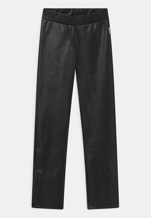 SANDRY - Kalhoty - deep black