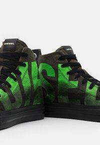 Diesel - ASTICO S-ASTICO MC - High-top trainers - forest green - 5