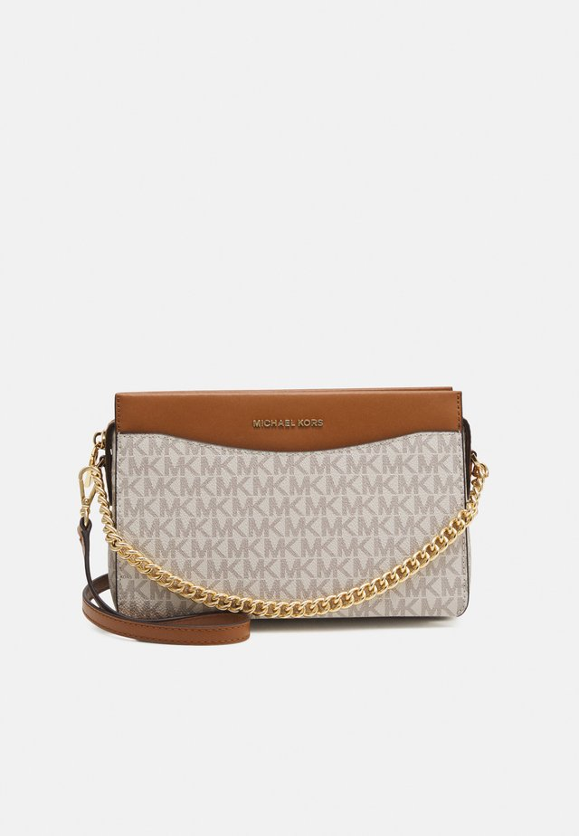 JET CHAIN XBODY - Handbag - vanilla