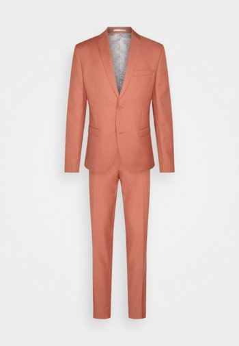 THE FASHION SUIT NOTCH - Completo - coral