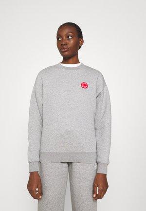 WOMEN´S - Sweatshirt - grey heather melange