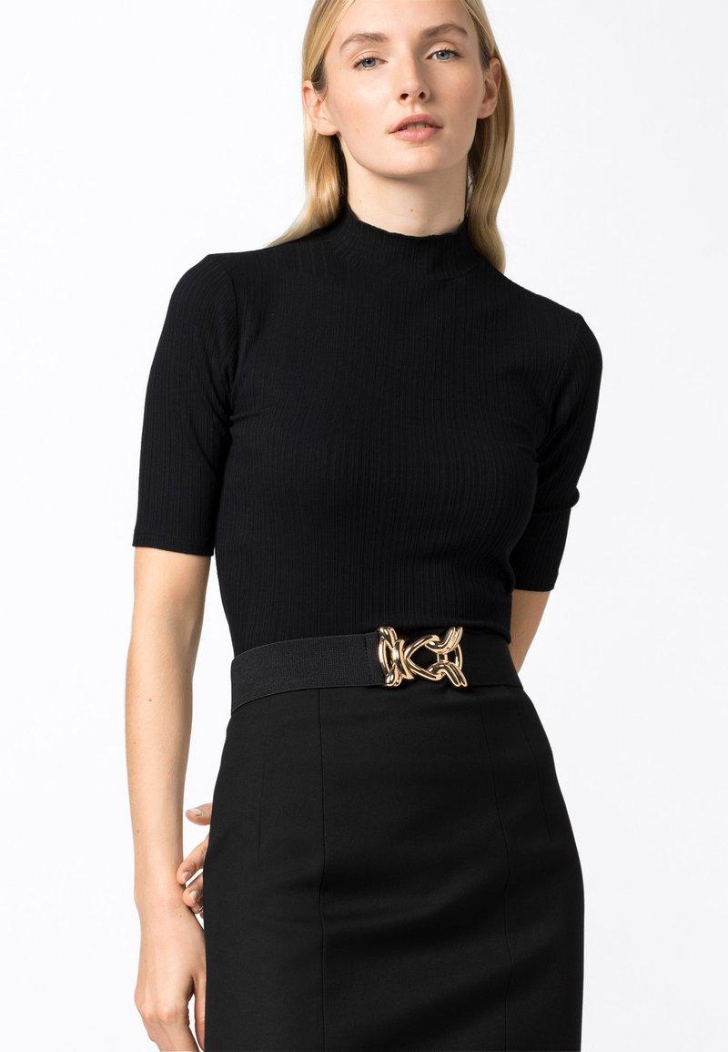 HALLHUBER - Waist belt - schwarz