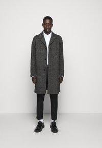 The Kooples - PANTALON SEUL - Trousers - black - 1