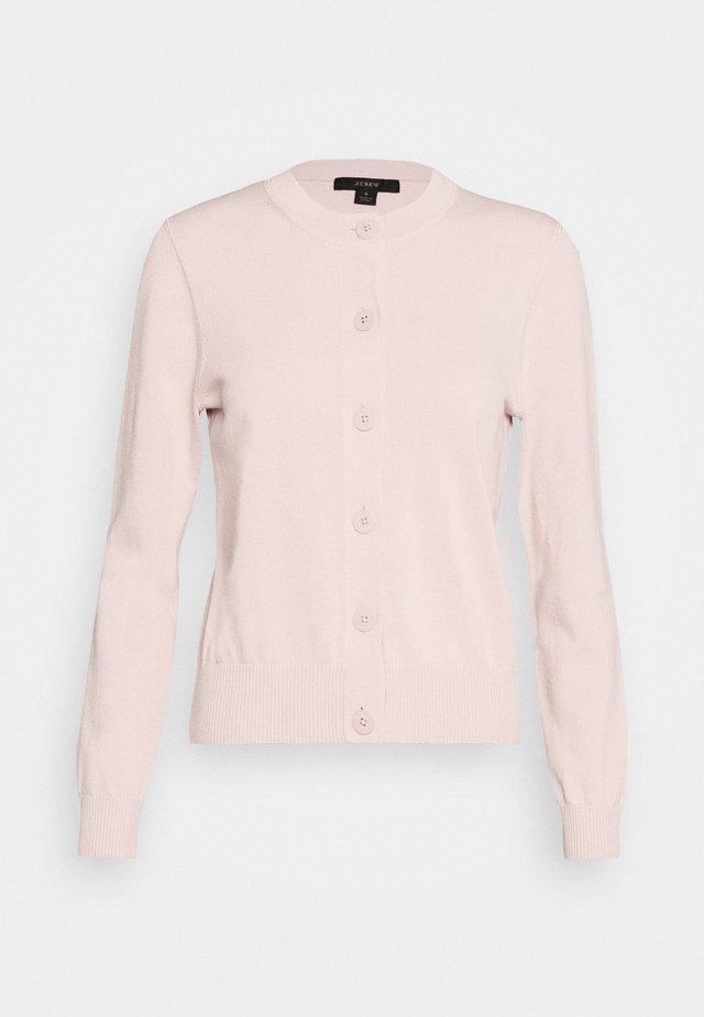 CARDI - Strickjacke - shell pink