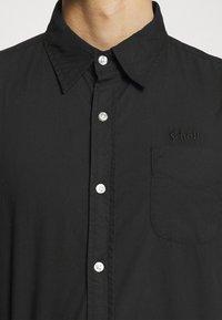 Schott - MARTIN - Shirt - black - 5