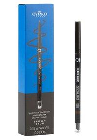 Eyeko - BLACK MAGIC: COCOA EDIT PENCIL EYELINER - Eyeliner - brown - 1