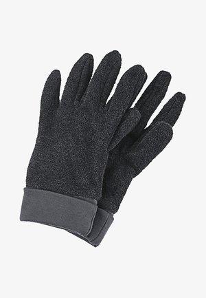 Gloves - anthracite mottled