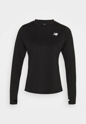ACCELERATE LONG SLEEVE - Funktionsshirt - black