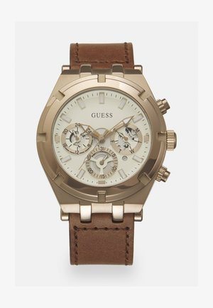 Hodinky - rose gold-coloured/brown