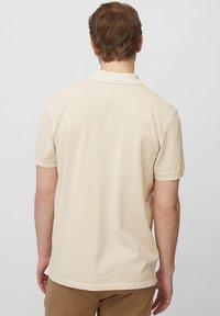 Marc O'Polo - Polo shirt - linen white - 2
