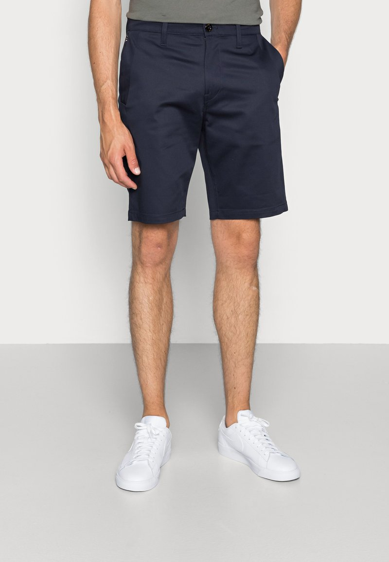 G-Star - BRONSON STRAIGHT - Shorts - mazarine blue