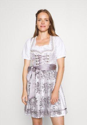 Oktoberfestklær - hellgrau