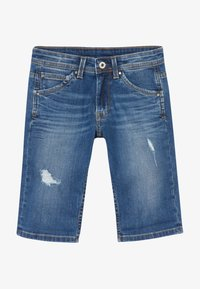 Pepe Jeans - CASHED - Jeansshort - blue - 3