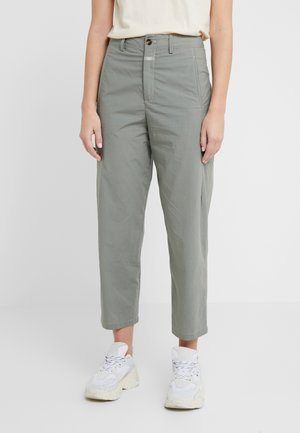 LUDWIG - Trousers - dusty pine