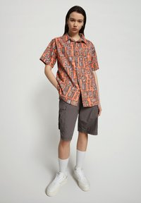 Napapijri - G-NAPALI - Shirt - orange mask - 3