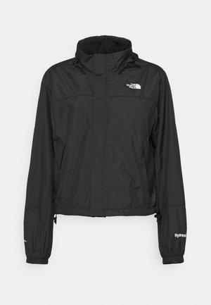 HYDRENALINE JACKET - Vindjakke - black