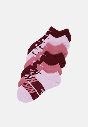 EVERYDAY NO SHOW 6 PACK - Sports socks - multi-color