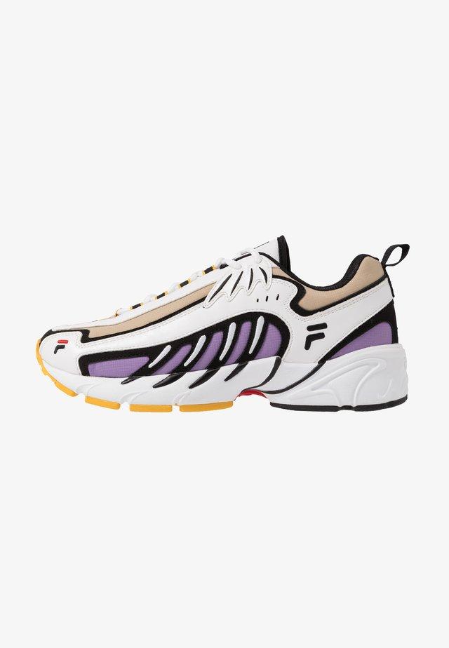 ADL99 - Sneakersy niskie - white/sand verbena