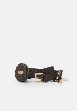 SMART UTILITY BELT - Waist belt - brown