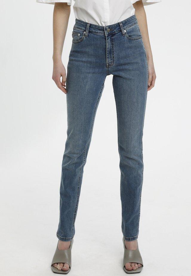 MAGGIEGZ MW - Jeans Skinny Fit - l.a. blue