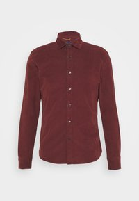 DOCKERS - ALPHA SPREAD COLLAR - Shirt - hot chocolate - 0