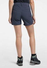 Haglöfs - AMFIBIOUS SHORTS - Outdoor shorts - dense blue - 2