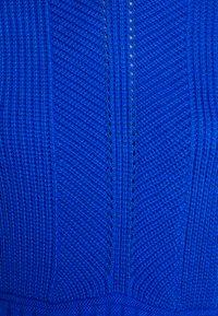 Dorothy Perkins - LOLA SKYE HIGH NECK CROPPED JUMPER - Maglione - cobalt - 5