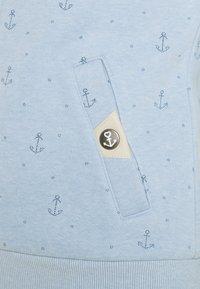 Ragwear - RYLIE MARINA ZIP - Mikina na zip - light blue - 5