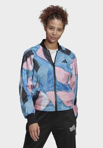 ADIDAS SPORTSWEAR NINI SUM GRAPHIC BOMBER JACKET - Sports jacket - multicolour