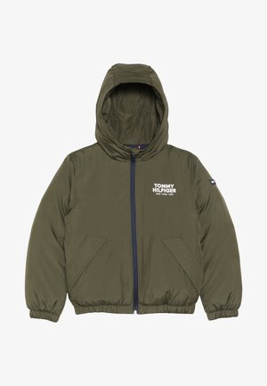 JACKET - Winter jacket - green
