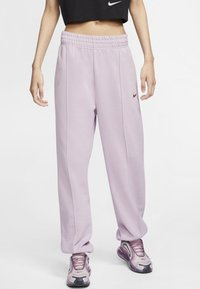 Nike Sportswear - PANT  - Tracksuit bottoms - iced lilac - 0