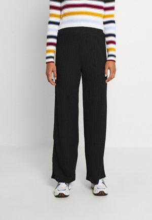 VMBLOSSOM PANT - Trousers - black