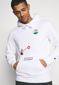 Champion Rochester - HOODED NINTENDO - Sweatshirt - white - 3