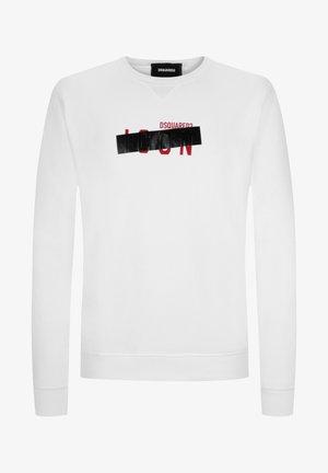 DSQUARED - Sweatshirt - weiss