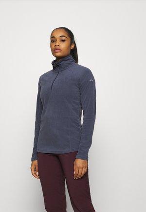 GLACIAL 1/2 ZIP - Fleece jumper - nocturnal