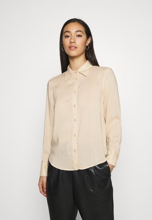 HILMA - Button-down blouse - whisper pink
