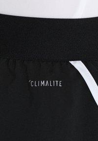 adidas Performance - CLUB SHORT - Sports shorts - black - 4
