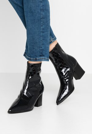 RILEY - Classic ankle boots - black